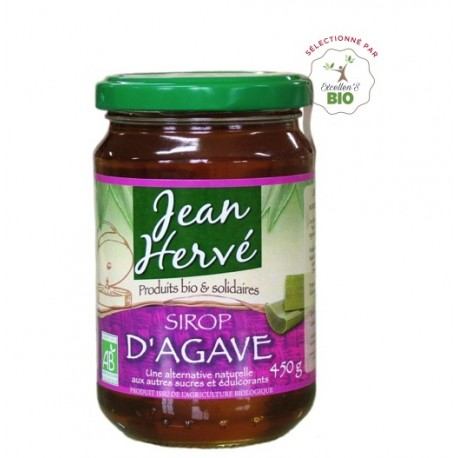Sirop d'Agave 450g