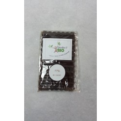 Tablette 77% cacao 100g